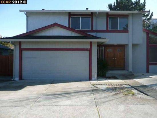 127 Cottonwood Ct, Hercules, CA 94547