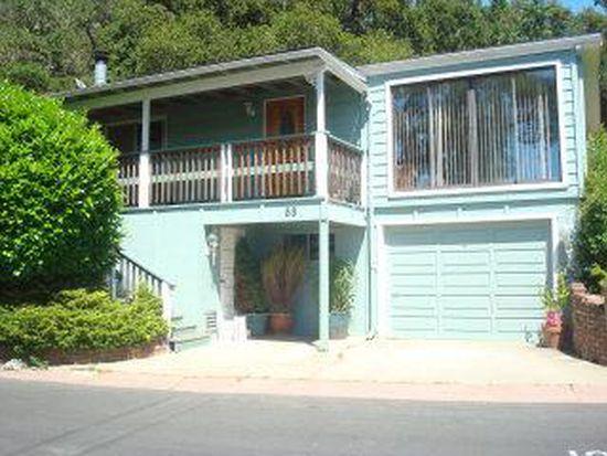 552 Bean Creek Rd SPC 68, Scotts Valley, CA 95066