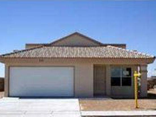 804 Eduardo St, Anthony, TX 79821