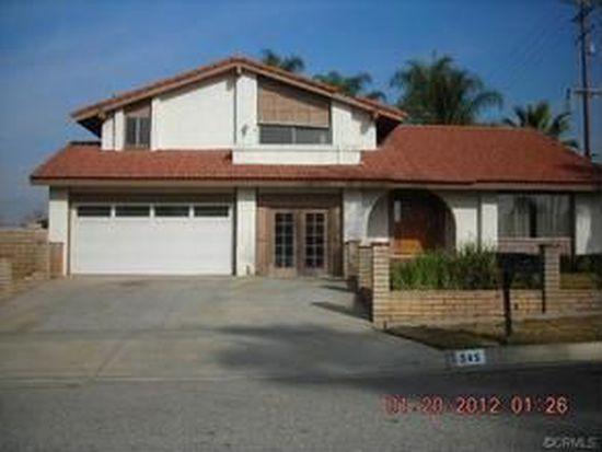 545 Clover St, Redlands, CA 92373