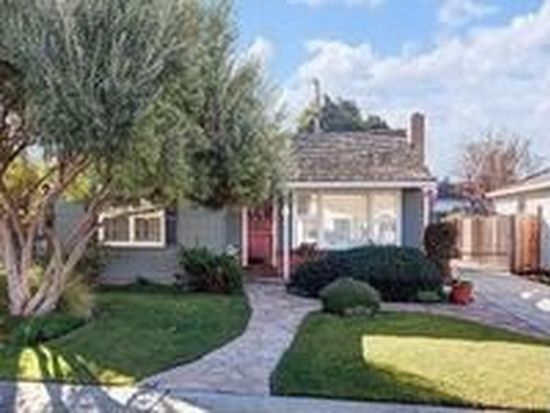 1810 Catherine St, Santa Clara, CA 95050
