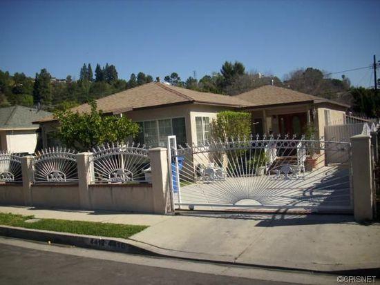 4410 Van Horne Ave, Los Angeles, CA 90032