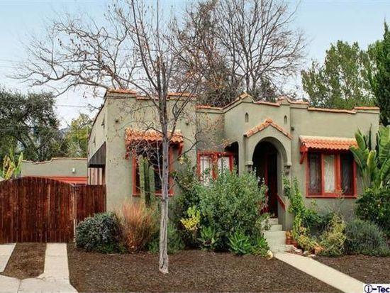 519 Wickliffe Dr, Pasadena, CA 91104