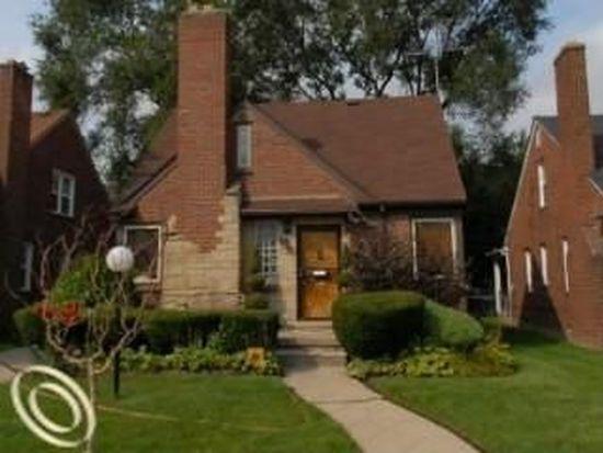 18707 Mansfield St, Detroit, MI 48235