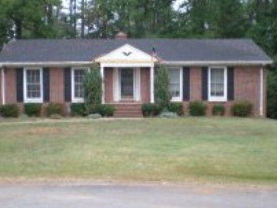 1123 Dogwood Ln, South Hill, VA 23970