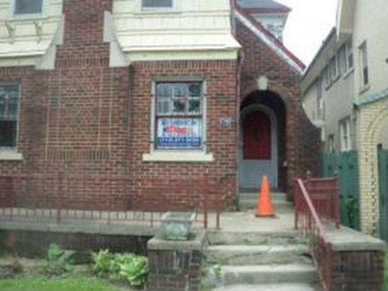2745 Burlingame St, Detroit, MI 48206