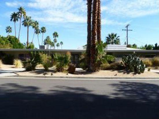 298 N Saturmino Dr, Palm Springs, CA 92262