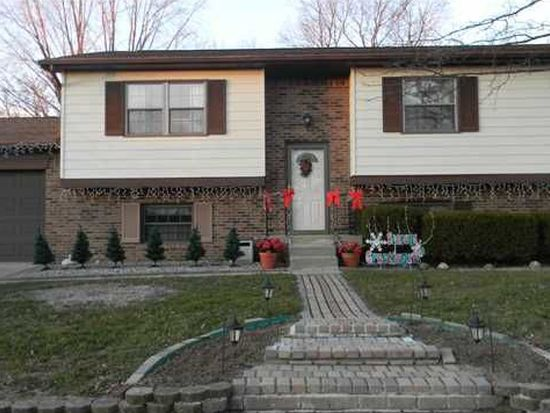 3320 Pinetop Dr, Indianapolis, IN 46227