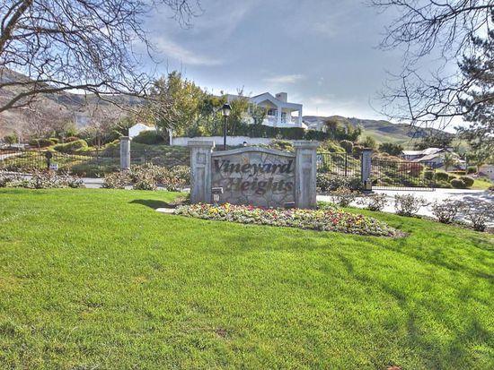 45748 Vinehill Ter, Fremont, CA 94539