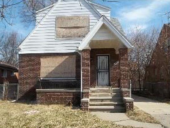 15418 Mansfield St, Detroit, MI 48227