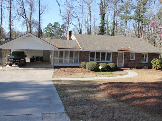 200 Woodland Rd, Rockingham, NC 28379
