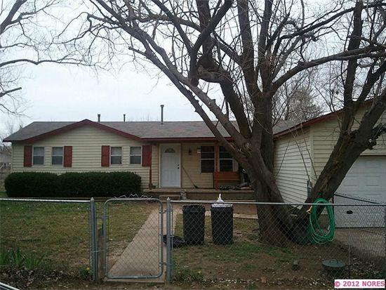 268 E Sheldon, Kellyville, OK 74039