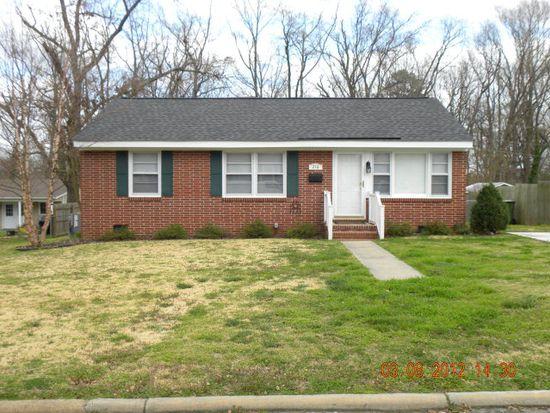 216 Williams St, Roanoke Rapids, NC 27870