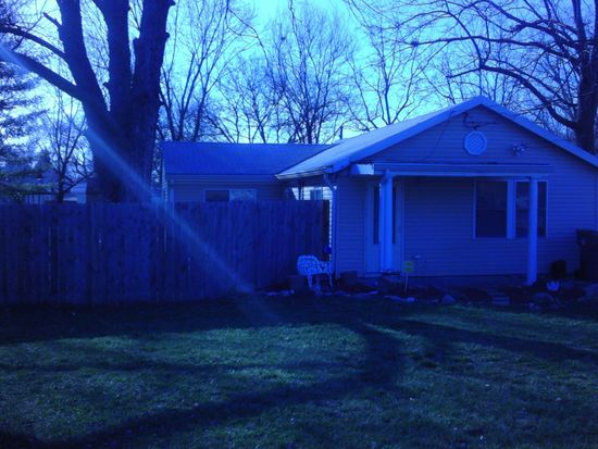 6 S 25th Ave, Beech Grove, IN 46107