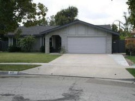 417 N Roni Ln, Anaheim, CA 92807