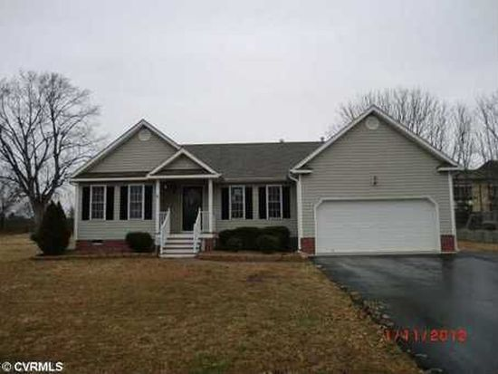 7036 Wesbeam Dr, Mechanicsville, VA 23111