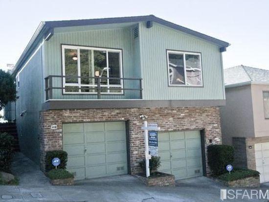 531 Oak Park Dr, San Francisco, CA 94131