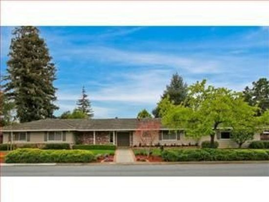 60 Angela Dr, Los Altos, CA 94022
