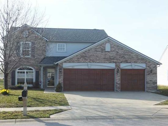 4832 Thicket Grove Ln, Indianapolis, IN 46237