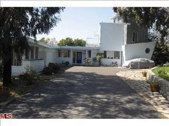 28860 Selfridge Dr, Malibu, CA 90265