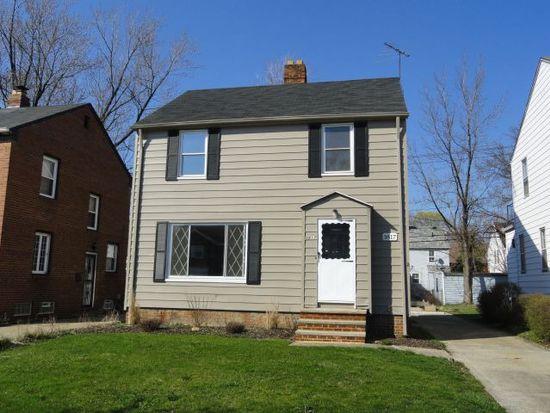 3817 Grosvenor Rd, Cleveland, OH 44118