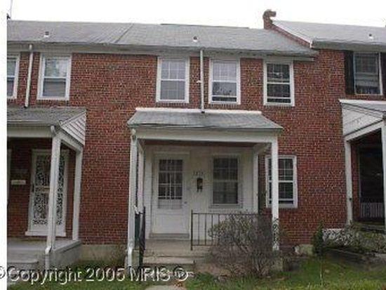 1415 Meridene Dr, Baltimore, MD 21239