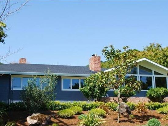 45 Manderly Rd, San Rafael, CA 94901