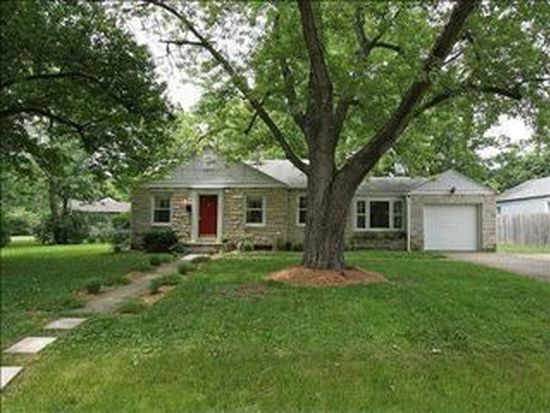 6702 Hillside Ave, Indianapolis, IN 46220