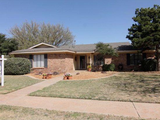 3208 76th St, Lubbock, TX 79423