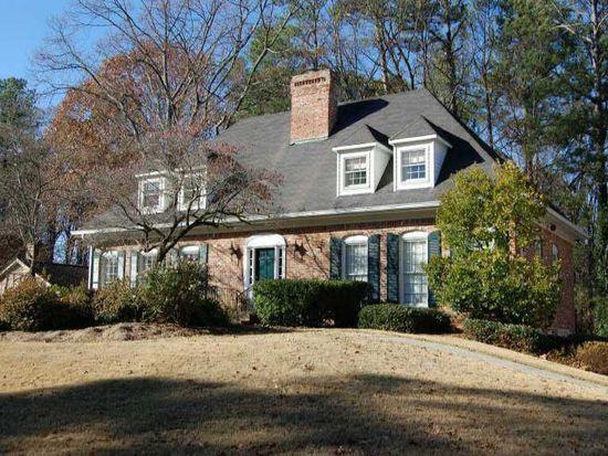 2692 Canna Ridge Cir NE, Atlanta, GA 30345