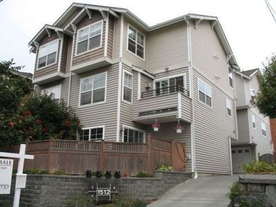 1512 NW 57th St APT B, Seattle, WA 98107