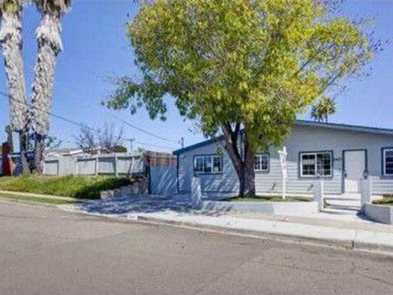 2471 Eileen Dr, San Diego, CA 92123