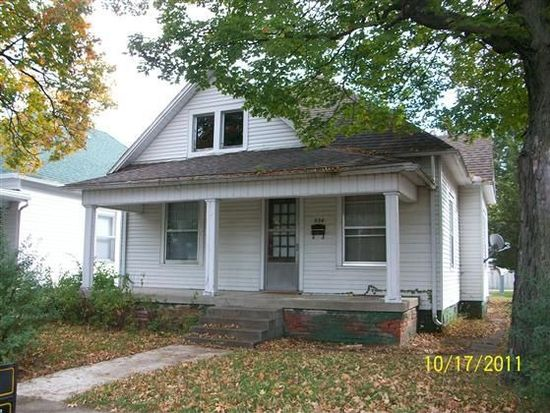 530 S 19th St, Terre Haute, IN 47803
