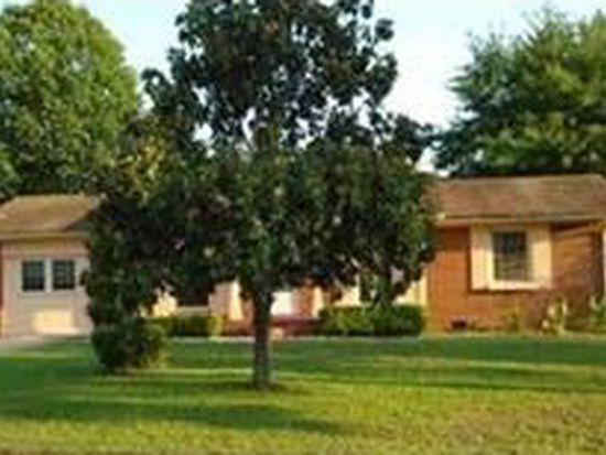 821 Arrowhead Trl, Warner Robins, GA 31088