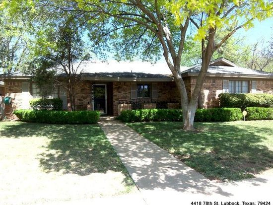 4418 78th St, Lubbock, TX 79424