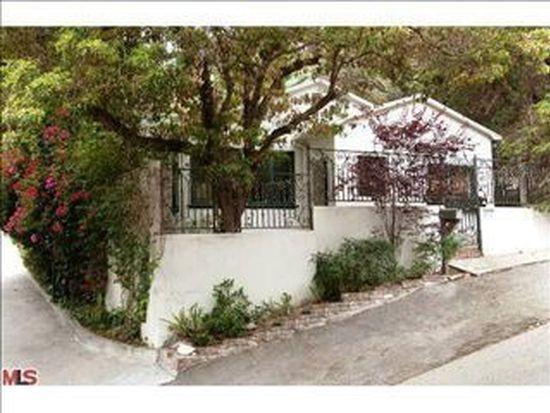 1955 Weepah Way, Los Angeles, CA 90046