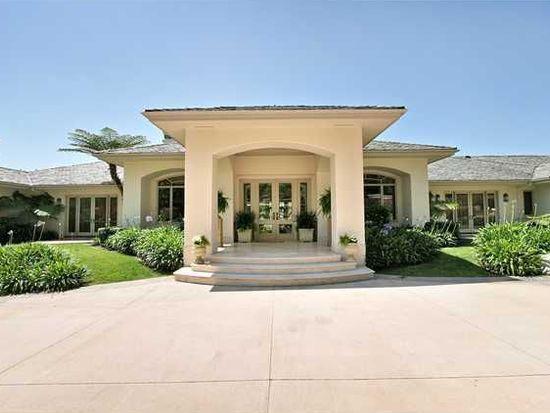 6605 La Valle Plateada, Rancho Santa Fe, CA 92091