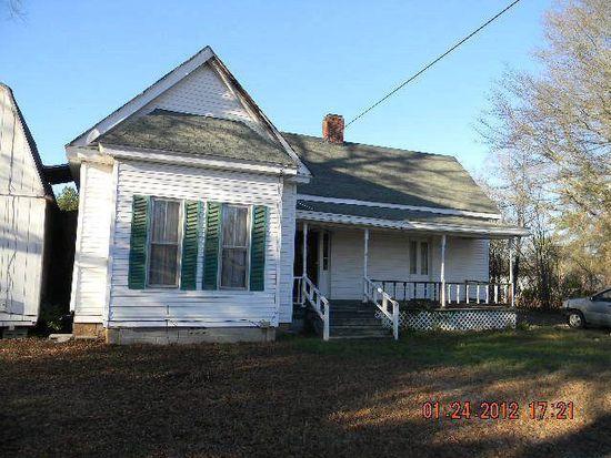 711 Columbia Rd, Edgefield, SC 29824