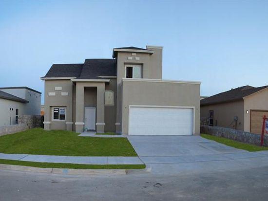 5401 Roberto Avalos Ct, El Paso, TX 79934