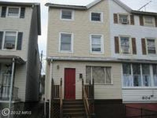 806 S Darby St, Baltimore, MD 21211