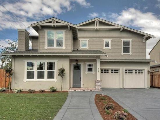 988 Riverside Dr, San Jose, CA 95125