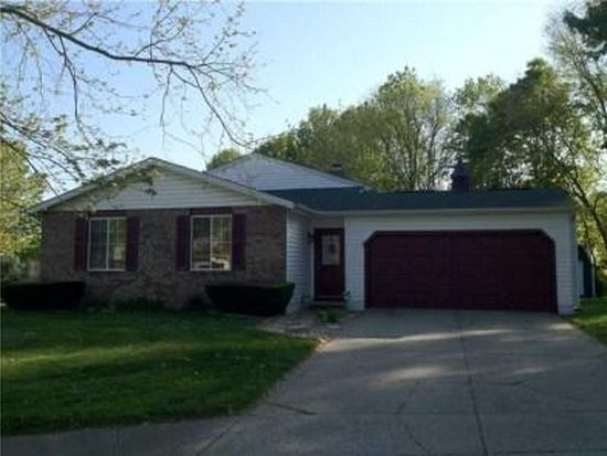 1510 Butternut Ln, Indianapolis, IN 46234
