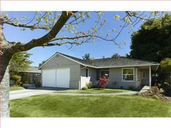 1514 Walnut Dr, Palo Alto, CA 94303