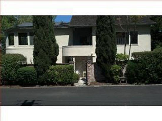 100 Elm Ave, Burlingame, CA 94010