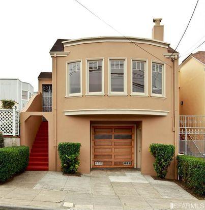 1921 Ulloa St, San Francisco, CA 94116