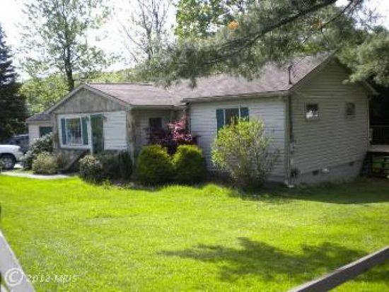 1240 Mosser Rd, Mc Henry, MD 21541