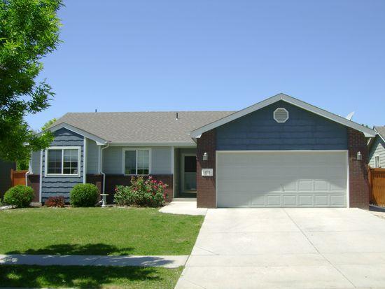 493 Blue Azurite Ave, Loveland, CO 80537
