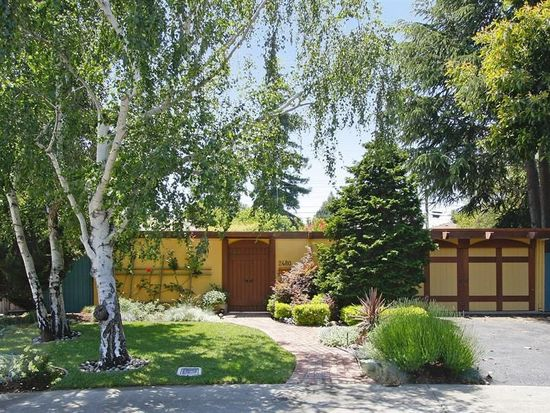 2480 Agnes Way, Palo Alto, CA 94303