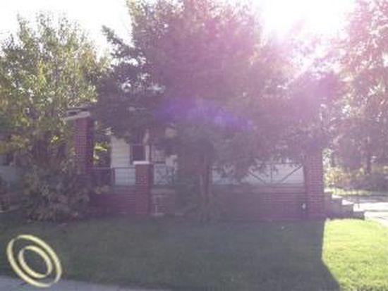 13353 Schoolcraft St, Detroit, MI 48227