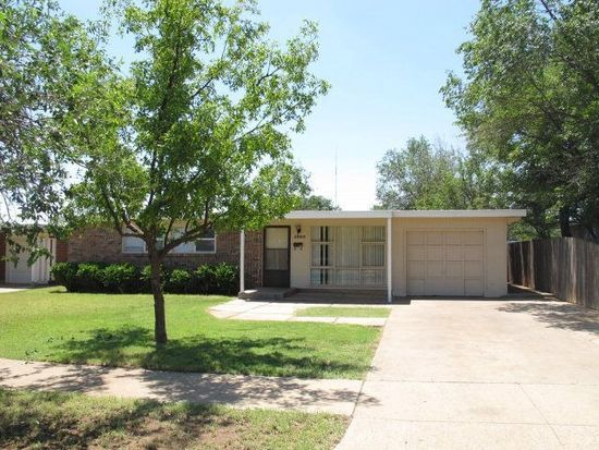 2505 62nd St, Lubbock, TX 79413